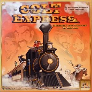 Настольная игра Кольт Экспресс (Colt Express)
