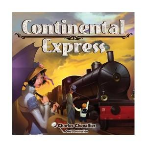 Игра настольная, Континентальный экспресс (Continental Express)
