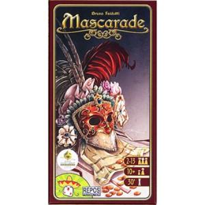 Настольная игра, Маскарад (Mascarade)