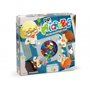 Настольная игра Доктор Микроб (Dr. Microbe)