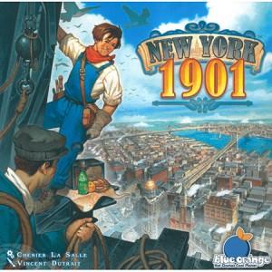 Настольная игра, Нью-Йорк 1901 (New York 1901)