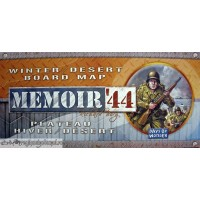 Memoir'44: Winter/Desert Board Map