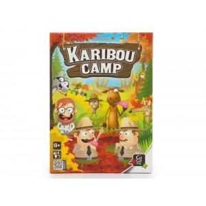 Настольная игра Лагерь Карибу (Кaribou Сamp)