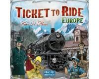 Билет на поезд: Европа (новая версия)
