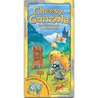 Сырный замок: Шустрый Гонзола (Cheesy Gonzola (ext. Burg Appenzell))
