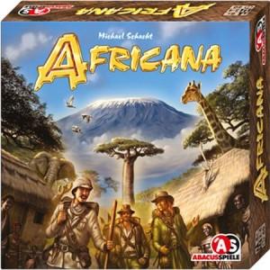 Игра , Африкана (Africana)
