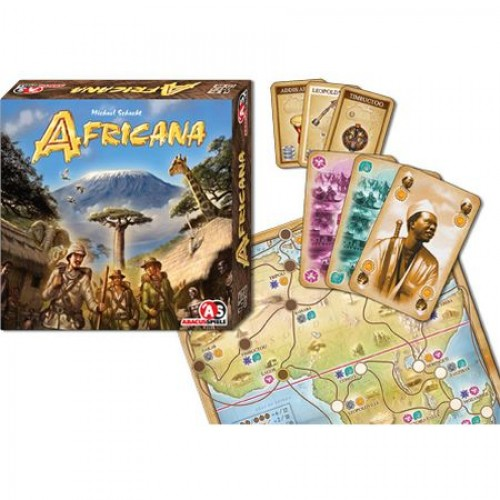 africana spil