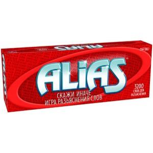 Игра , ALIAS (Скажи иначе)