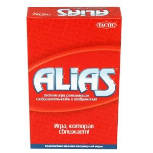 ALIAS (Cкажи иначе компактная версия)  , игра
