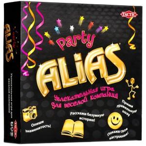 Alias Party (Скажи иначе: Вечеринка), настольные игры