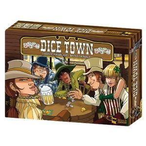 Настольная игра , Дайс Таун (Dice Town)