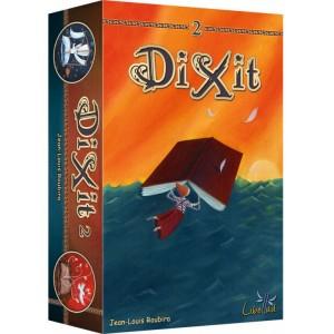 Настольная игра , Диксит 2 (84 дополнительных карт) (Dixit 2)