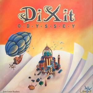 Настольная игра , Диксит Одиссея (Dixit: Odyssey)
