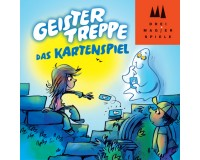 Лестница привидений, карточная игра (Geistertreppe, Das Kartenspiel)