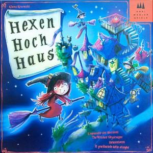 Ведьмина Башня  (Hexenhochhaus), игра
