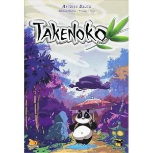 Настольная игра Такеноко (Takenoko) ec