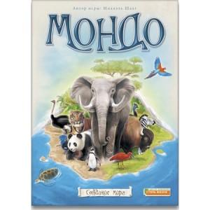 Мондо (Mondo)  , настольные игры