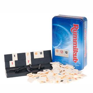 Rummikub. Компактная версия (в металлической коробке)  , игра