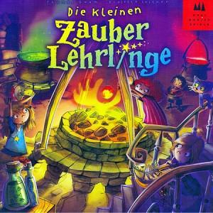 Маленькие Чародеи (Die kleinen Zauber Lehrlinge), игра