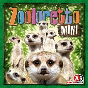 Игра , Зоолоретто мини (Zooloretto mini)