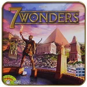 Настольная игра , 7 чудес (7 Wonders)