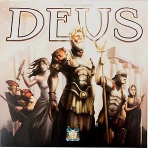 Игра настольная, Деус (Deus)
