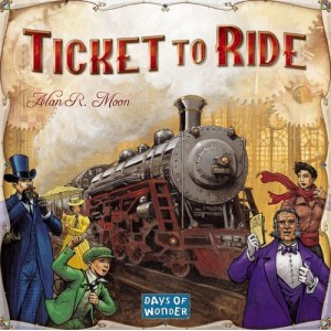 Игра , Ticket to Ride