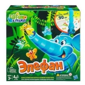 Слон Весельчак (Elefun), игра