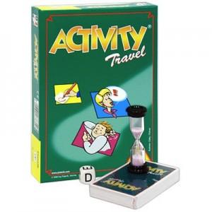Настольная игра, Активити. Трэвел (Activity Travel)