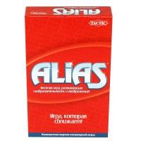 ALIAS (Cкажи иначе компактная версия)