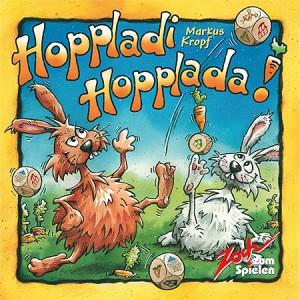 Настольная игра, Хопплади Хопплада! (Hoppladi Hopplada!)