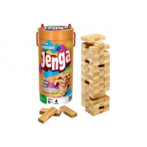 Настольная игра , Дженга оранж (Jenga)