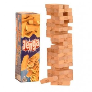 Настольная игра , Дженга (Jenga)