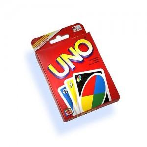 Настольная игра , Уно (Uno-новая версия)