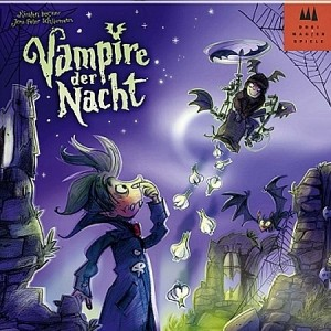 Ночь Вампиров (Vampire der Nacht), игра