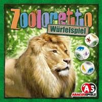 Зоолоретто на кубиках (Zooloretto Dice Game)